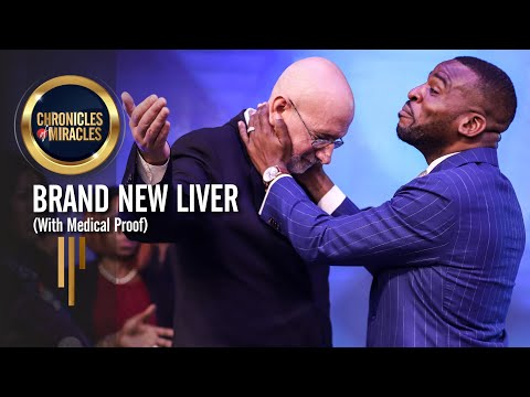 Brand New Liver With Medical Proof  Mr. Keith A  Chronicles Of Miracles  SO1 - EP1