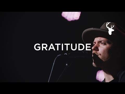 Gratitude - Brandon Lake  Moment