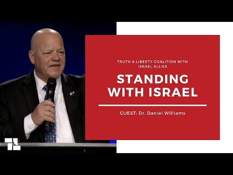 Dr. Daniel Williams on Truth & Liberty Live - September 23, 2019