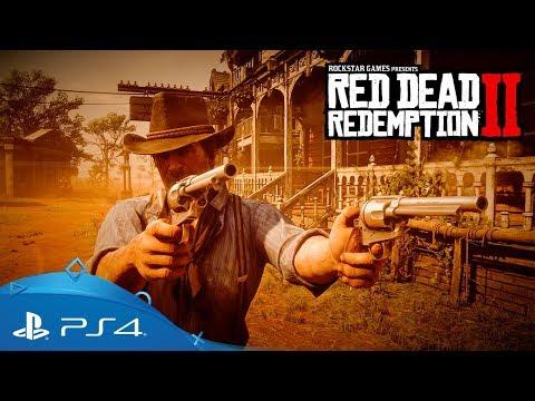 Red Dead Redemption 2 | Трейлер игрового процесса: часть 2 | PS4 - UC7he88s5y9vM3VlRriggs7A