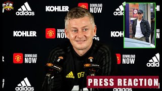 Sanchez Update! Pogba fallout! Dalot Injury! Solskjaer Press Conference | Crystal Palace