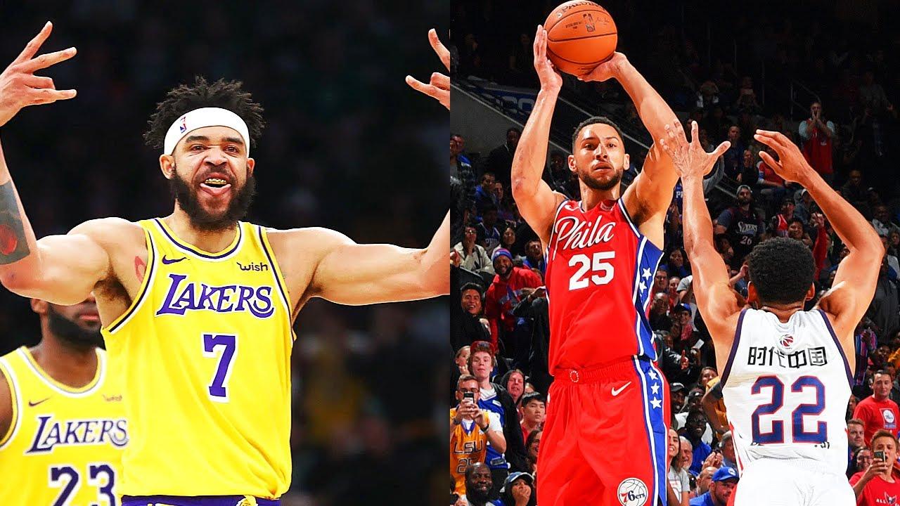 "NBA ""He can SHOOT"" Moments"