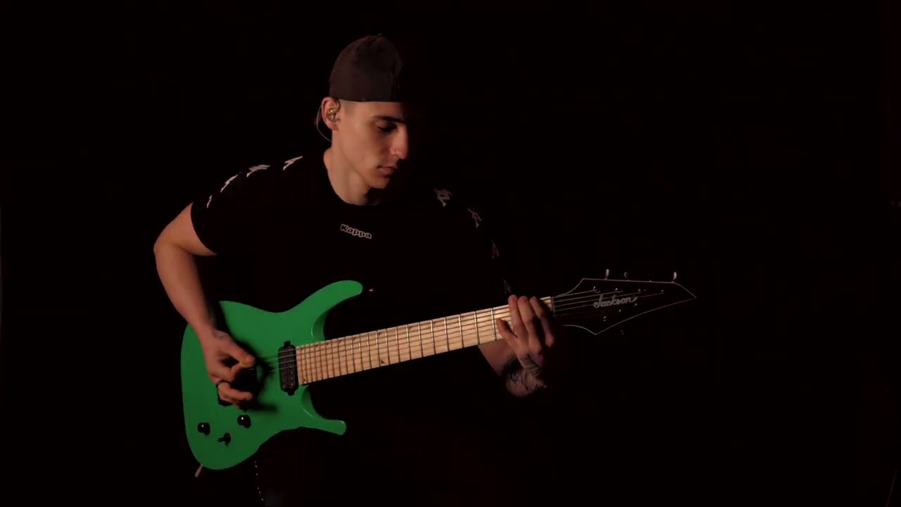 VEXED – Epiphany (Guitar Playthrough) | Napalm Records