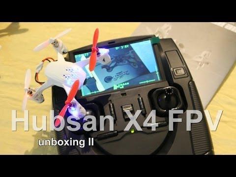 Hubsan X 4 // FPV // H107D // Miniquadrokopter // Radiocontrol // Cam 0,3 MP 720 x 480 #02 - UCNWVhopT5VjgRdDspxW2IYQ