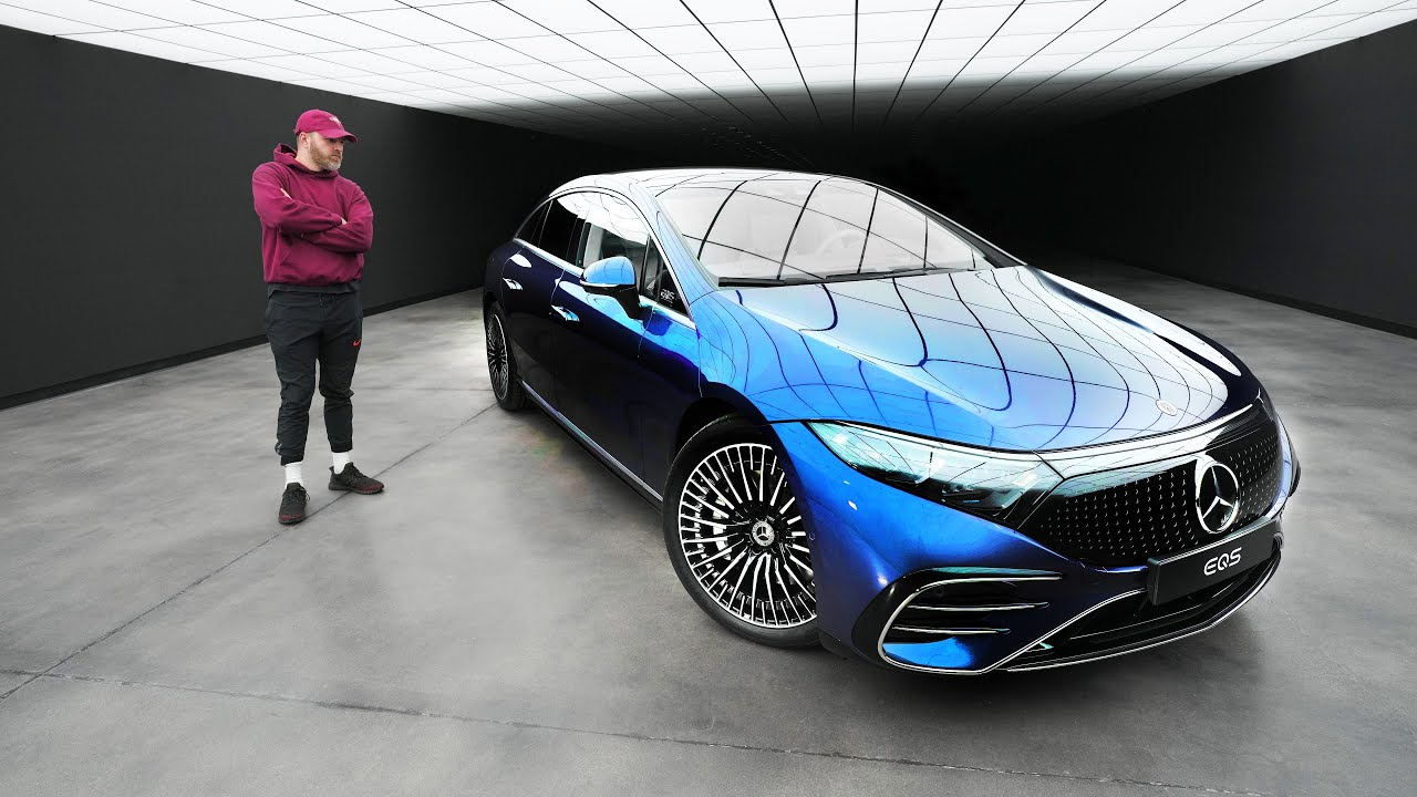Mercedes EQS is the Most Luxurious Electric Car and it's Not Even Close…