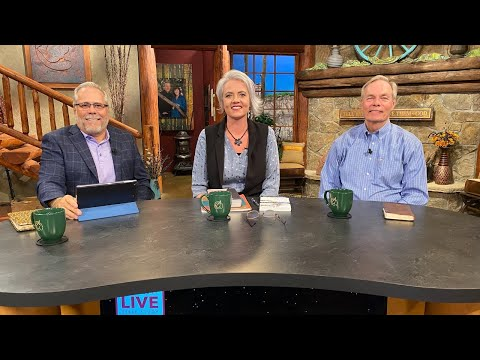 Charis Daily Live Bible Study: Living a Life of Faith - Arthur Meintjes - September 22, 2020