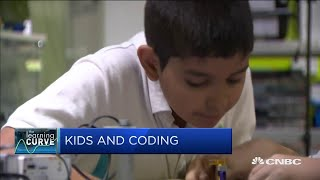 How children in Singapore are learning to code | Squawk Box Asia