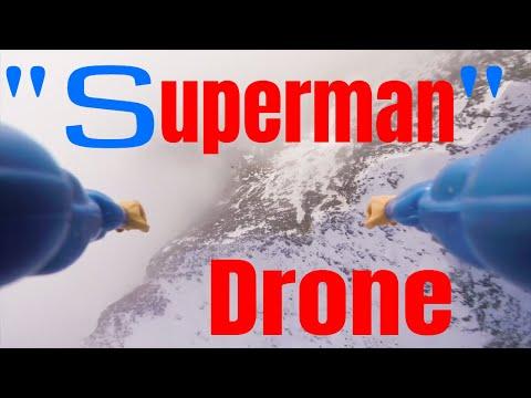"UVify - ""Superman"" Drone Flying || 'Learning to Fly' - UCj2_XhfkC17YCT2nHr4MOPw"