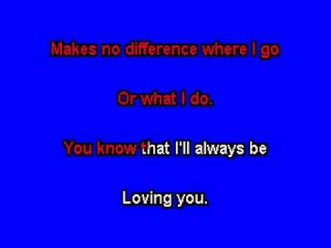 ELVIS KARAOKE-LOVING YOU.mp4 - UCRA8ACfpQ65nE0yLHZx1GEg