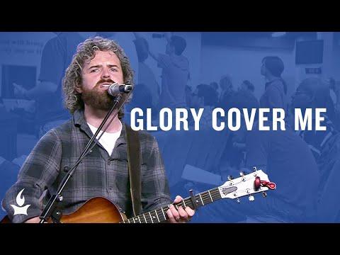 Glory Cover Me (spontaneous) -- The Prayer Room Live Moment