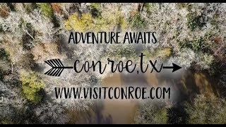 Conroe Lake in Conroe, TX, Destination Highlights by BrushPile Fishing
