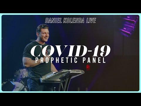 Daniel Kolenda Live  Covid-19 Prophetic Panel