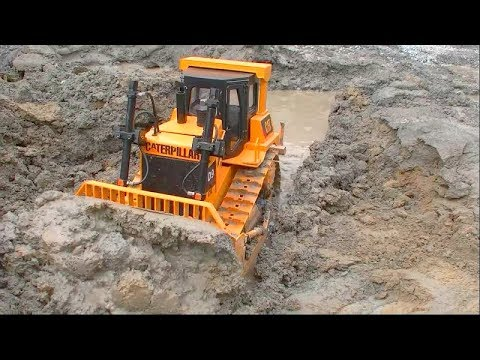 CATERPILLAR EQUIPMENT WORK! HEAVY RC MACHINES AT WORK! COOL RC TOYS IN ACTION! - UCCxo47cjYWHJAYSusJ5JlmQ