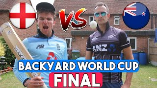 England v New Zealand | World Cup FINAL - SUPEROVER ANYONE!?