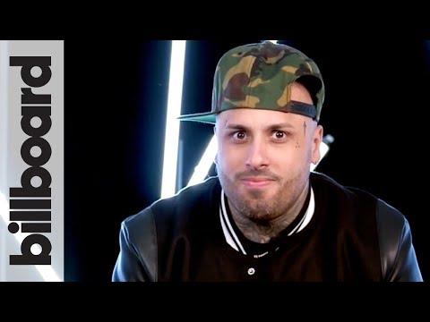 Nicky Jam on His Hot 100 Charting Song 'X,' Will Smith, 'El Ganador' & More! | Billboard - UCsVcseUYbYjldc-XgcsiEbg