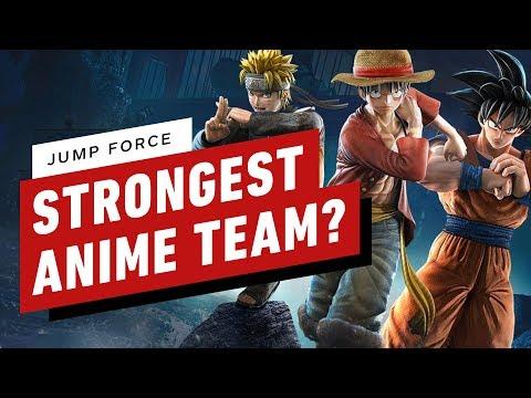 IGN Plays Jump Force - Strongest Anime Mini-Tournament! - UCKy1dAqELo0zrOtPkf0eTMw