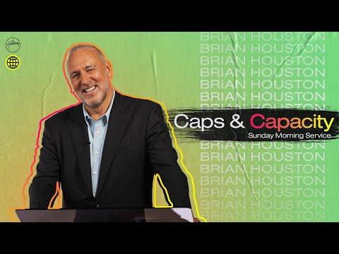 Caps & Capacity  Brian Houston  Hillsong Church Online
