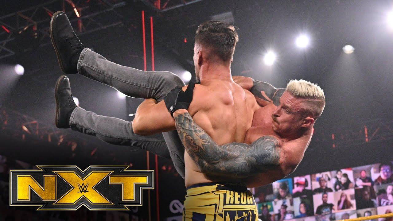 Dexter Lumis vs. Austin Theory: WWE NXT, March 17, 2021