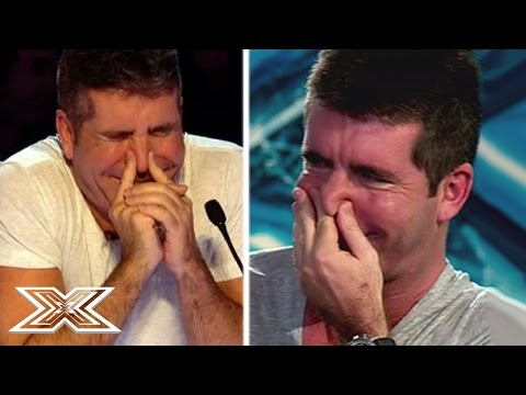 When Judges Get The Giggles | X Factor UK - UC6my_lD3kBECBifeq0n2mdg