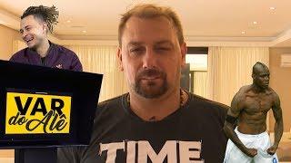 FRED RACHANDO o BICO e o PACOTÃO do BALOTELLI! - VAR DO ALÊ OLIVEIRA #18