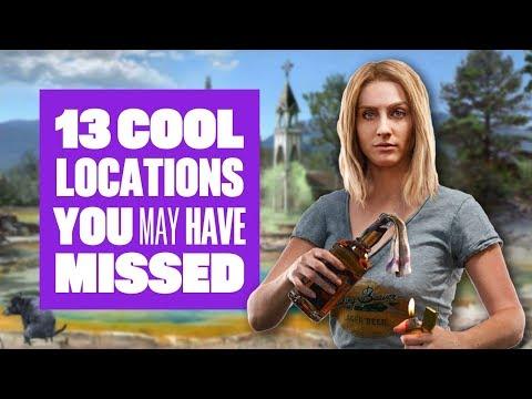 Far Cry 5 - 13 cool locations you may have missed - UCciKycgzURdymx-GRSY2_dA