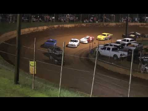 Stock 4b at Winder Barrow Speedway July 24th 2021 - dirt track racing video image