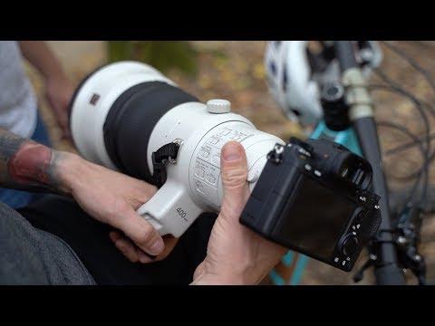 Videorecenze Sony FE 400 mm F2.8 GM OSS