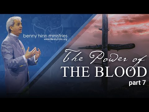 The Power of the Blood of Jesus! - Part 7