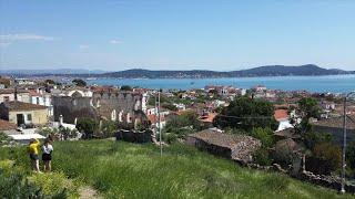 Cunda island Ayvalık . Travelling Turkey