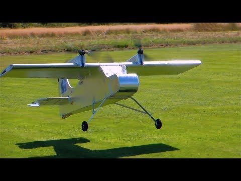 RCTESTFLIGHT - Huge Foam RC Plane Drops Watermelon - UCq2rNse2XX4Rjzmldv9GqrQ