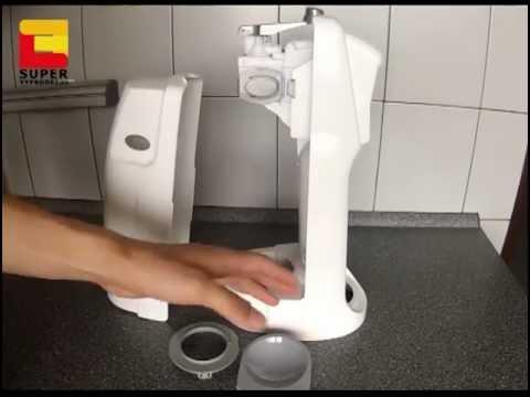 SodaStream JET WHITE domácí výrobník sody