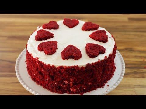 Red Velvet Cake Recipe   How to Make Red Velvet Cake - UCqZ8IpRdoyQ3Qj0ogpUniAA