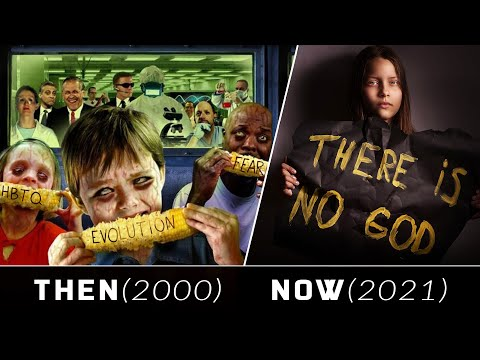 In 2000 This Was Only a Biblical Warning to America ... But Look How It Has Turned Out 2021