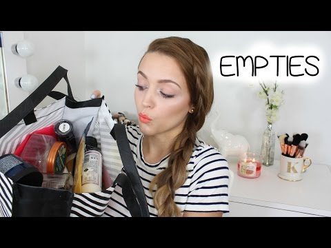 Products I've Used Up | Would I Re-Purchase? - UC8v4vz_n2rys6Yxpj8LuOBA