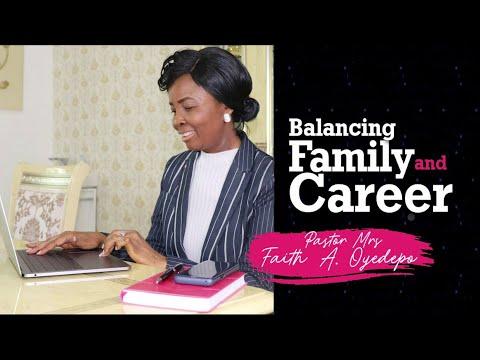 Balancing Family and Career