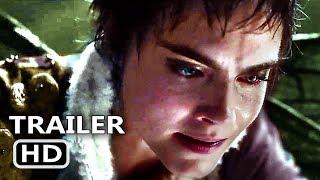CARNIVAL ROW Official Trailer # 2 (2019) Cara Delevingne, Oralando Bloom, Fantasy Series HD
