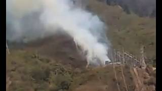 Venezuelan Substation Explodes Outside of Caracas After Guri Hydro Plant Fire