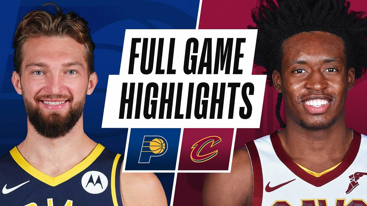 PACERS at CAVALIERS | FULL GAME HIGHLIGHTS | May 10, 2021