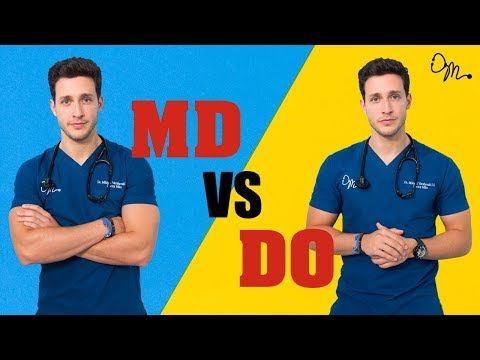 MD vs DO: What's the difference & which is better? - UC0QHWhjbe5fGJEPz3sVb6nw