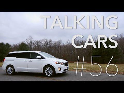 Talking Cars with Consumer Reports #56: Kia Sedona & Toyota Sienna; What makes a car fun? - UCOClvgLYa7g75eIaTdwj_vg