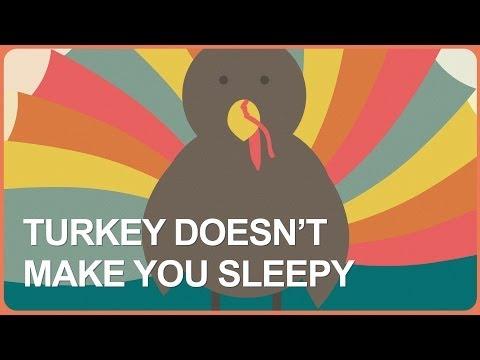 Turkey Doesn't Make You Sleepy: Healthcare Triage #5