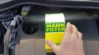 Come sostituire filtro gasolio Mercedes Classe B
