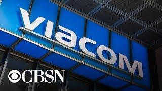 Viacom and CBS announce nearly $30 billion merger