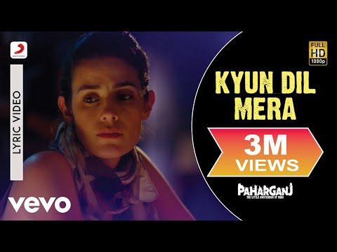 Kyun Dil Mera - Mohit Chauhan   Official Lyric Video   Ajay Singha - UC3MLnJtqc_phABBriLRhtgQ