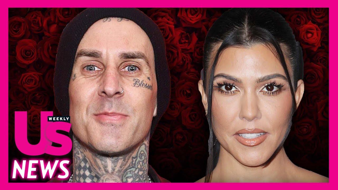 Kourtney Kardashian & Travis Barker Are Engaged