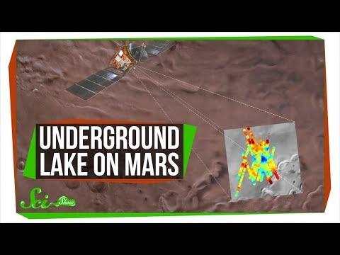 A Giant Underground Lake on Mars! | Breaking News - UCZYTClx2T1of7BRZ86-8fow