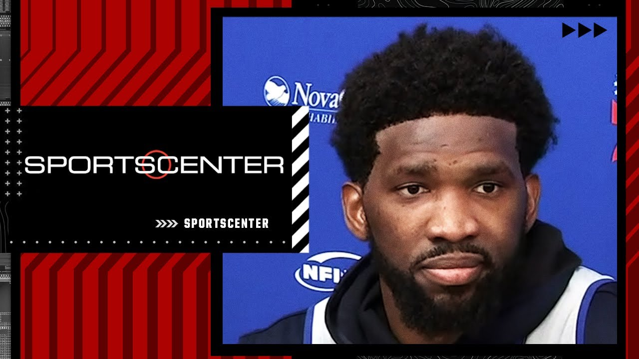 Joel Embiid on Doc Rivers kicking Ben Simmons out of practice | SportsCenter