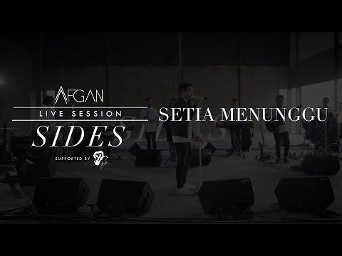 Setia Menunggu (Live)