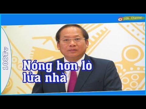 Nóng hơn lò lửa nhà Lú, Bộ trưởng Trương Minh Tuấn dọa phản bội TBT Trọng nếu bị bỏ tù