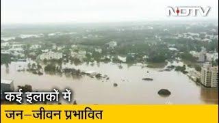 Prime Time With Ravish Kumar: June में Monsoon था कमजोर, July में की भरपाई